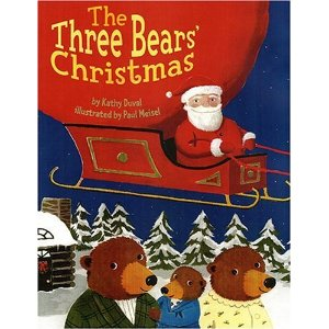 three bears christmas